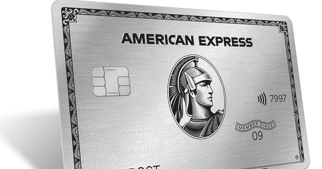 Metall statt Plastik: Amex launcht neue Platinum Card