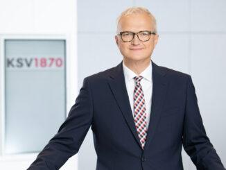Ricardo-José Vybiral, ein Mann mit weißen Haaren