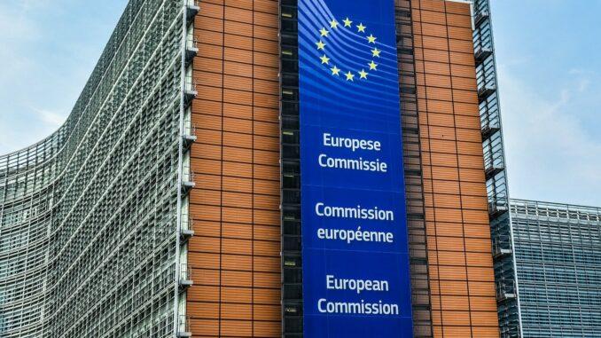 Das Gebäude der EU-Kommission
