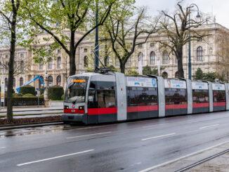 Straßenbahn der Wiener Linien