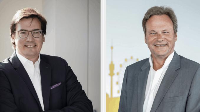 Yannick Wagner und Hannes Lechner sind neue Accor-Chefs in Österreich